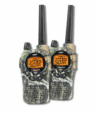 2 Walkie Talkies Midland GXT1050 With 2 Chargers Individual +2 Batteries