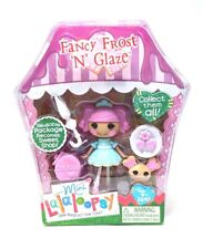 Mini Lalaloopsy Figure Doll Fancy Frost N Glaze Exclusive Girl Toy Sugar Cookie