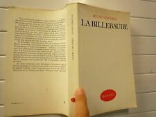 LA BILLEBAUDE DE HENRI VINCENOT CHEZ DENOEL PARIS BROCHE 1979