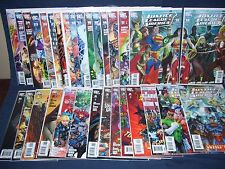 Justice League of America #0 - #25 (2006) NM with Bag and Board DC Comics