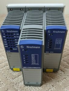 Hirschmann RS20-0800S2S2EDAE Network Switch - Managed 8 Ports IP20 Rail Switch