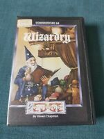 COMMODORE 64 (C64) - WIZARDRY (BY THE EDGE) - HARD CLAM