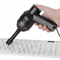 Portable Mini Handheld USB Keyboard Vacuum Cleaner for Laptop!