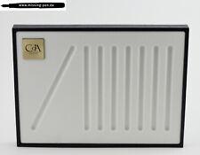 NEW Caran d´Ache of Switzerland Pen Tray / Tablett for 8 Pens in Grey-Black