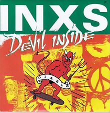 "45 T SP  INXS  ""DEVIL INSIDE"""