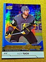2017-18 Alex Tuch Upper Deck Series 1 Young Guns Gold Foil Rainbow #249 ROOKIE
