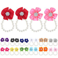 Lovely Baby Foot Flower Infant Pearl Diamond Barefoot Toddler Cute Beach Sandals