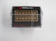 DiMarzio Imperium 7 String Neck Humbucker W/Gold Cover DP 715