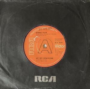 "Bonnie Tyler - My! My! Honeycomb (7"") (Promo) (G+/G+)"