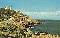 Postcard Chebucto Head Lighthouse Halifax Nova Scotia