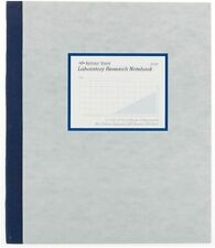 National Laboratory Research Notebook 4 X 4 Quad Ruling 100 Sets 43644 43 644