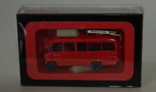 Preiser 35011 Mercedes Benz Operational Management Fire Van, H0