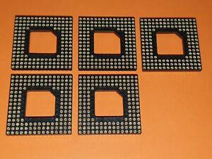 5x IC-Fassung PGA Socket 15x15 Fassung 149 Pins