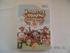 JEU NINTENDO WII :  HARVEST MOON MAGICAL MELODY   J10