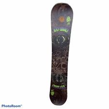 never summer Evo snowboard
