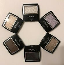 Loreal Wear Infinite Studio Secrets Professional Eye Shadow Singles Choose Color