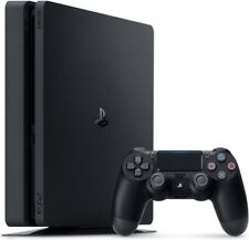 Sony PlayStation 4 PS4 Slim 1TB Jet Black PS 4 Console