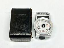 Posemètre Vintage Cellule Classique YASHICA YEM35 SUPER Photo/Video Light Meter