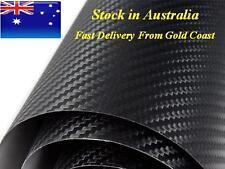 HN BUBBLE FREE Carbon Fiber Black Vehicle Vinyl Wrap 1.52m x 3m