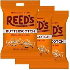 Reed's Butterscotch 4 oz. Bags 6 pks,