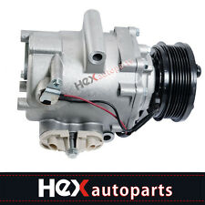 AC A/C Compressor Fits For Chevrolet Equinox 2005 V6 3.4L 4-Door