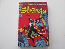 STRANGE ALBUM N°65 ETAT BE CONTIENT N°194/195/196