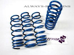 Manzo Lowering Springs Fits Lexus IS250 06-12 LSLI-0612 RWD