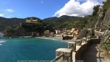 CINQUE TERRE VILLAGES ITALY TREADMILL WALK SCENERY DVD - VIDEO EXERCISE WALKING