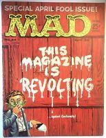 MAD Magazine #54 April 1960, Fine
