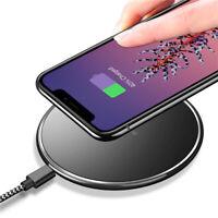 Wireless Charger 5W Schnell Ladegerät + Micro USB für Umidigi One Pro