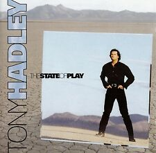 Tony Hadley: the State of Play/CD-Top-stato