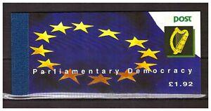 S22423) Ireland 1994 MNH New Booklet Parliamentary Democracy