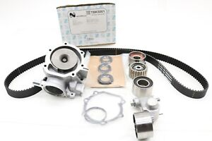 NEW Nitoma Timing Belt Kit w/ Water Pump TBK5001 fits Subaru Outback 2.5 2000-06