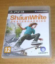 Jeu playstation 3 PS3 - Shaun White Skateboarding Skate