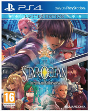 Star Ocean Integrity and Faithlessness Limited Edition Steelbook  Playstation 4