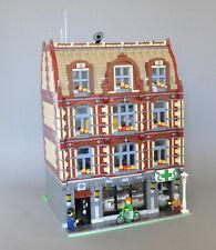 Modular Pharmacy recipe per LEGO (si adatta a 10197 10211 10224 10218 10182)
