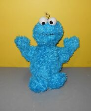 "Sesame Street 12"" Gund Cookie Monster Bean Plush  - Elmo Monster's Pal #43702"