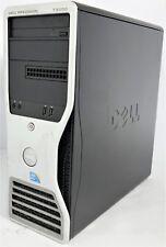 Dell T3500 Intel Xeon E5506 2.13GHz 4GB DDR3  320GB Quadro 2000 WIN7COA No OS