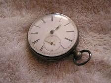 Antique Pocket Watch Parts Desgranges Geneva