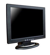 "SDC SDC-T15 38cm 15"" Touchscreen Monitor mit VGA Anschluss schwarz"