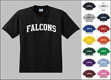 Falcons Football Youth T-shirt