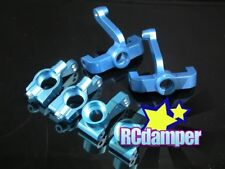 ALUMINUM FRONT+REAR STEERING KNUCKLE BLOCK & C-HUB B TEAM ASSOCIATED 1/10 B44