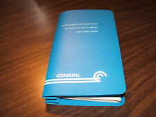 CONRAIL ATLANTIC REGION-EASTERN REGION INSTRUCTIONS FOR TIME AND DELAY REPORTS