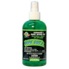 New listing Zoo Med Wipe Out 1 - Small Animal & Reptile Terrarium Cleaner 8 oz