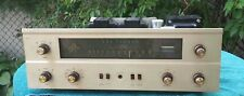 1964 Fisher 400 Fm StereoTube Receiver Vintage Classic Beauty Telefunken