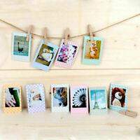 20 Blätter Instant Films Photo Stick für FujiFilm Instax Mini 8 7s 25 50s N M7V0