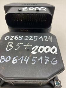 VOLKSWAGEN PASSAT B5.5 ABS Pump 4B0614517G +WARRANTY #2000