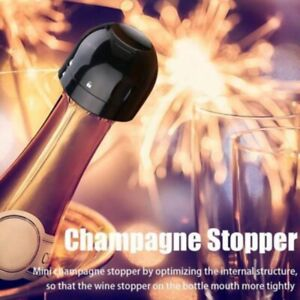 3pcs Vacuum Red Wine Bottle Cap Stopper Silicone Sealed Champagne Bottle Stopper