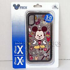 Disneyland Pop-Up Disney! Mickey Mouse Iconic iPhone X/Xs Phone Case Maruyama