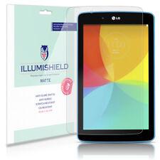iLLumiShield Matte Screen Protector w Anti-Glare/Print 3x for LG G Pad 7.0